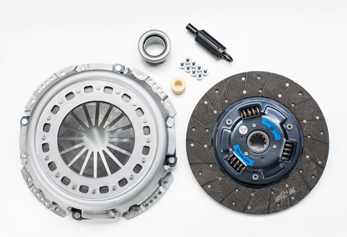 "13"" Full HD Performance Organic Clutch Kit w/o Flywheel 425 hp 900 ft-lbs trq 20k towing capacity. Will not work with OEM Dual Mass Flywheel (DMF) Must have South Bend Clutch Solid Mass Flywheel (SMF)"