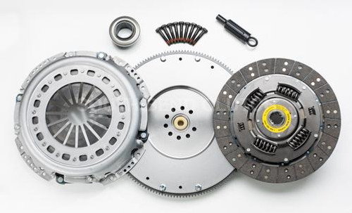 "South Bend Clutch, 13"" Full Organic Clutch Kit w/ South Bend Clutch Flywheel, Stock Hp -1944324K"