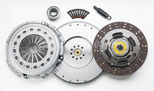 "South Bend Clutch, 13"" Full Performance Organic Clutch Kit w/ South Bend Clutch Flywheel  -1944324-OK"