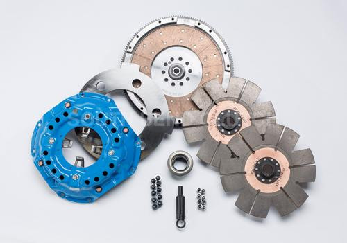 South Bend Clutch, Competition Dual Disc FDDC38505