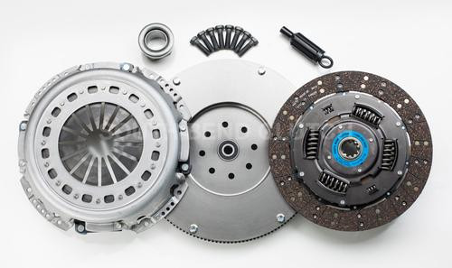 "South Bend Clutch, 13"" Half Organic Half Feramic Clutch Kit w/ South Bend Clutch Flywheel - F/C1944-6OFEK"