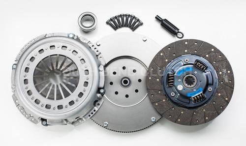 "South Bend Clutch, 13"" Full Organic clutch kit w/ flywheel F/C1944-6OKHD"