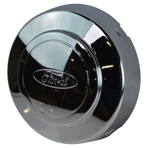 Ford OEM Wheel Center Hub Cap - (Front Closed) 2WD (F5TZ-1130-H)