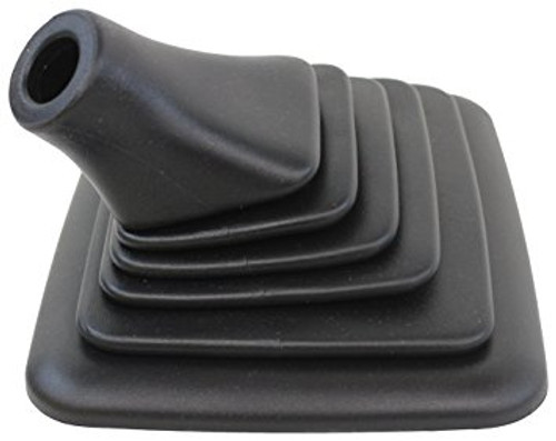 Ford OEM Standard Transmission Shifter Boot, 1999-2010 Ford F-Series, ZF6 (F81Z-7277-BB)