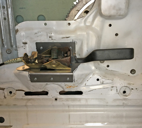 1997 ford f250 door handle assembly