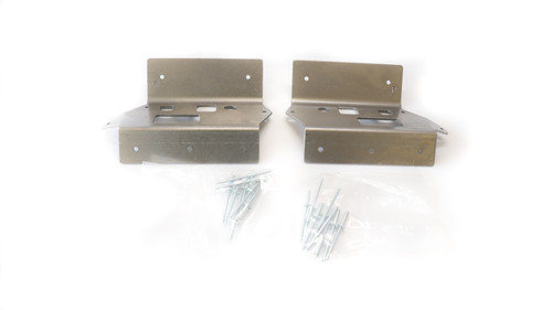 Door Handle Reinforcement Plate, 1980-1997 Ford F-Series & Bronco