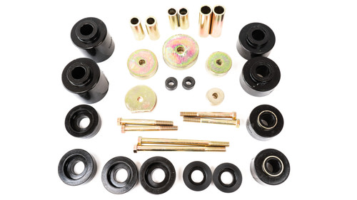 Body Mount Bushing Kit, 1980-1996 F150 1980-1997 F250-F350 (4.4123)