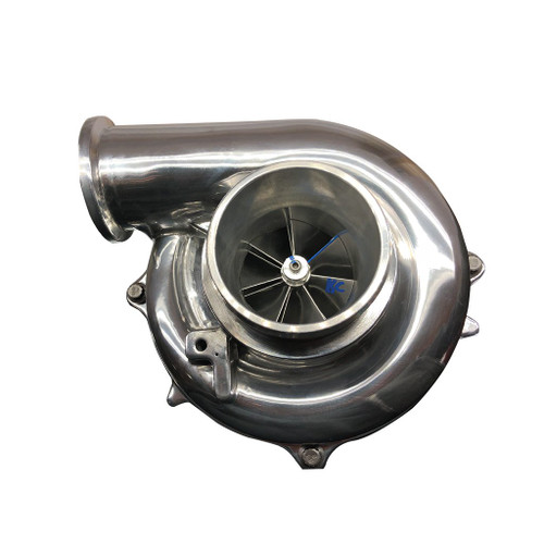 OBS 94-97 UPGRADED BILLET TURBO WITH 1.0 AR HOUSING (OBS-UPGRADED-BILLET-TURBO-AR1.0)