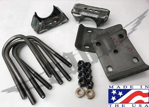 Sky Manufacturing, 92-97 Ford Sterling Axle Conversion Kit - Ford-RAC