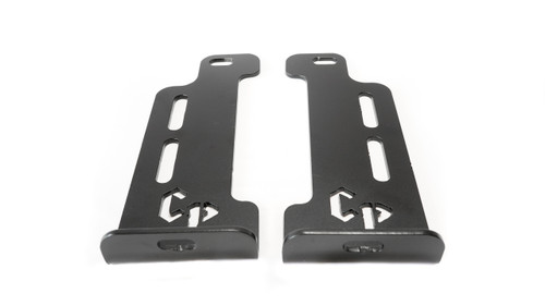 OBS to 08-10 Superduty Bumper Conversion Brackets, CP-64BB, 1992-1997 Ford F-Series