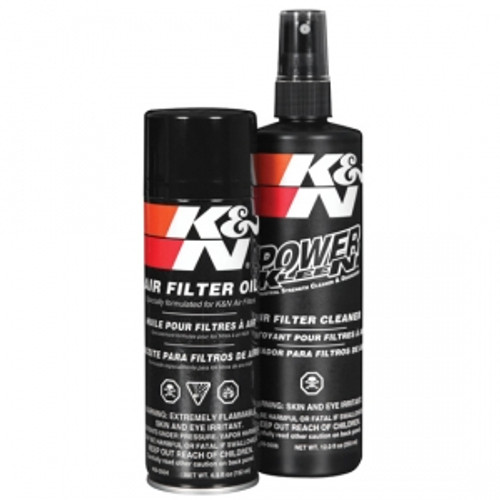 K&N RECHARGER FILTER CARE SERVICE KIT 99-5000