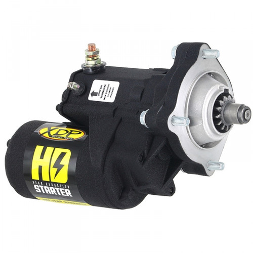 XDP XD253 WRINKLE BLACK GEAR REDUCTION STARTER