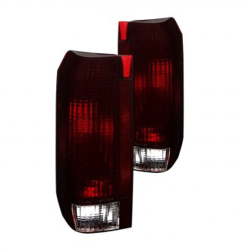 Complete Performance Smoked Red Tail Lights - CP-SMKRED-TAIL