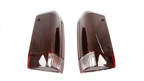 Complete Performance Smoked Red Tail Lights (CP-SMKRED-Tail)