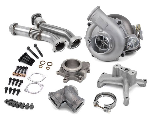DIESELSITE 7.3L POWERSTROKE DIESELSITE WICKED TURBO KIT (OBSWTK)