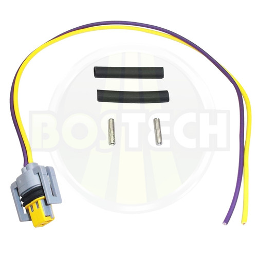 BOSTECH ISK628 2 WIRE PIGTAIL (NEW STYLE) 1994-2007 FORD 7.3L/6.0L POWERSTROKE