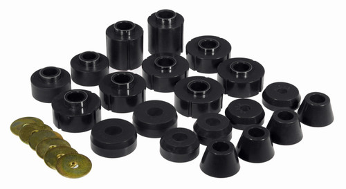 Body Mount Bushing Kit No Hardware, 1980-1996 F150 1980-1997 F250-F350 (6-108)
