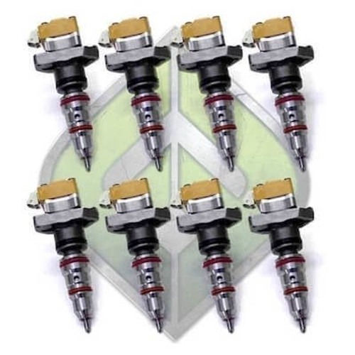 NEW Full Force 7.3L Powerstroke Injectors (NewFFDINJ), stage 1 stage 2 stage 3 stage 1.5