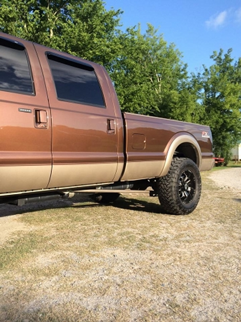 1980-1997 Ford F-250/350 PMF Single Traction Bar Kit