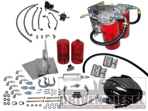 OBS 7.3L Driven Diesel COMPLETE OBS Electric Fuel System