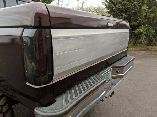 87-97 Ford F-Series and Bronco Aluminum Tailgate Panel: OBS Solutions