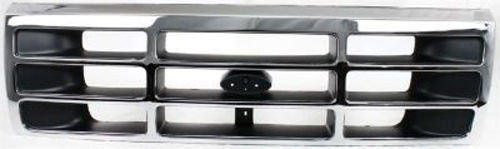 Chrome Grill, 1992-1996 F-Series, 1997 F250-F350, CP-CG