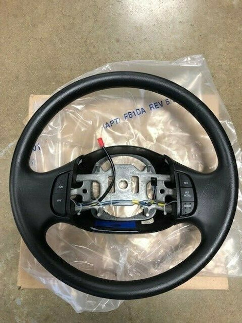 Ford OEM  Vinyl Steering Wheel - USED