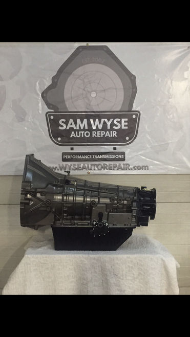 Sam Wyse Built E4OD/4R100 Stage 2 Transmission