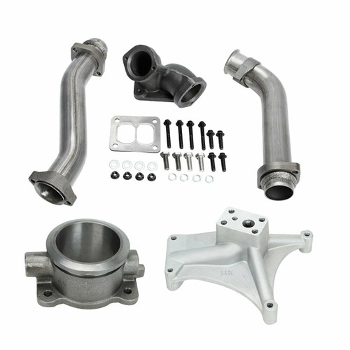 Up Pipe and Exhaust Housing Kit - Fits 94.5-97 7.3L