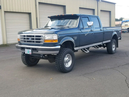 92-97 F-250/350 Complete Lift Kits