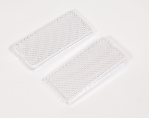 Door Lens Cover - Clear - Fits 92-97 F-Series