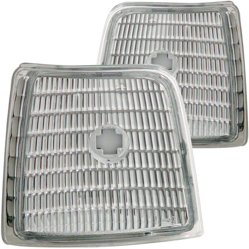 Factory Corner Light Lenses 92-97 Bronco and F-Series