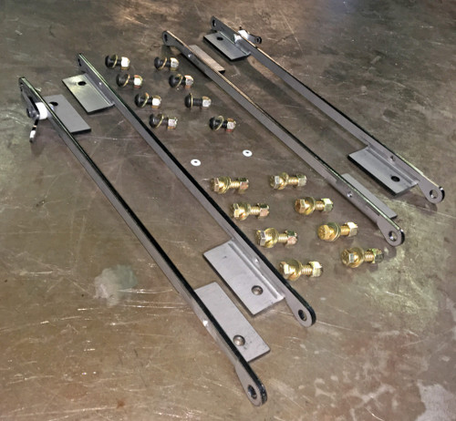 Ford Bronco PRP Seat Slider Brackets