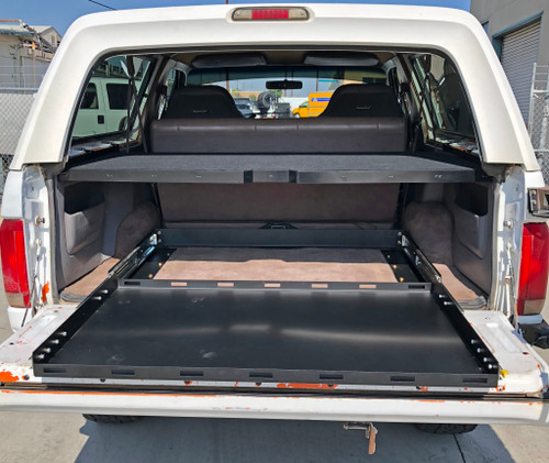 Ford Bronco Cargo Slider