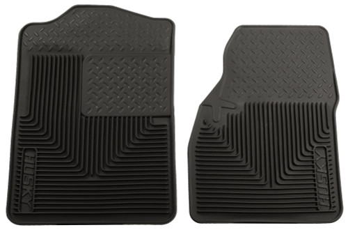 Husky Liner Fitted Floor Mats - Front