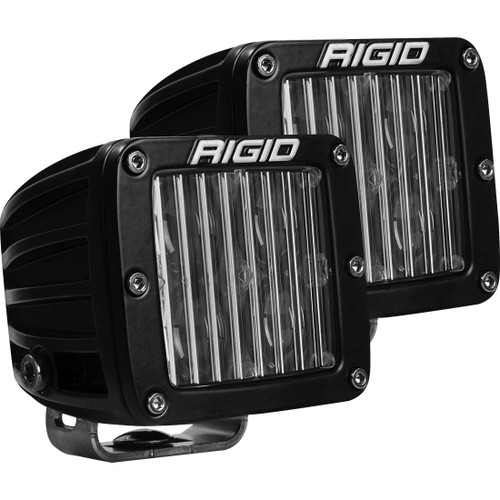 Rigid D-Series SAE Fog Light Pair