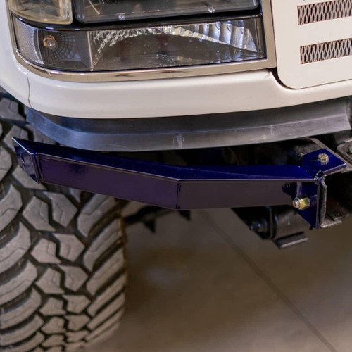 Anti-Sag Bumper Supports
