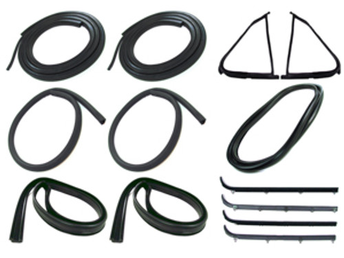 Precision Weatherstrip Kit - CWK211087