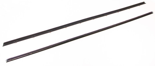 1980-1996 Ford Bronco Rear Gate Beltline Molding, Inner & Outer