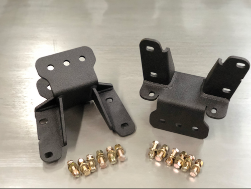 Front Shackle Pivot Brackets