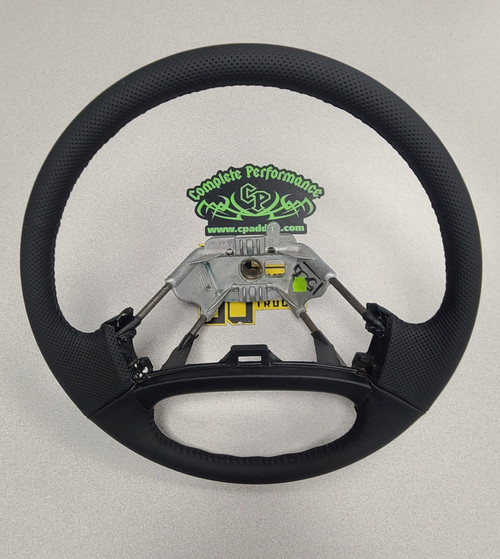 Lightning Clone Ford Steering Wheel - Recovered in USA