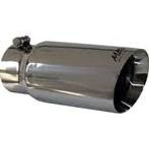 MBRP, Tip 5″ O.D. Dual Wall Angled 4″ Inlet 12″ length, T5053