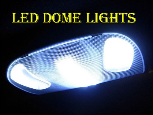 Amazing LED Interior Dome Lights, 1996 2012 Ford Truck, 264163