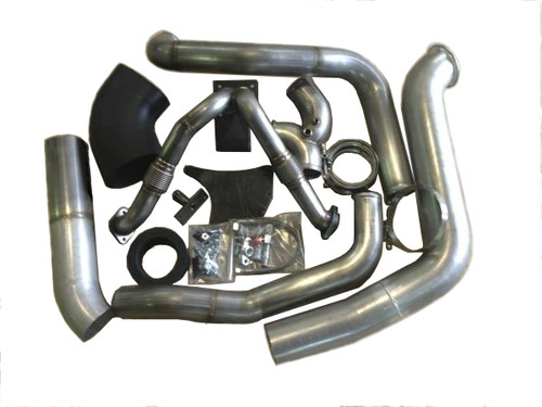 Irate Diesel Performance T4 Complete Mounting Kit (no turbo)