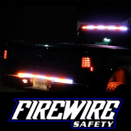 49 INCH FIREWIRE BACK WINDOW STROBE KIT