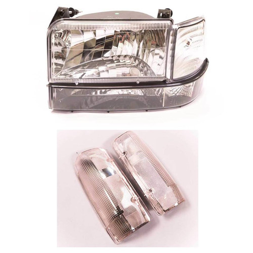 OBS Complete Lighting Package - 1992-1997 Ford F-Series - CP-OBSLK-HCT