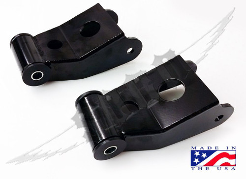 SKY Manufacturing 78-97 Ford Truck/Bronco Rear Shackles