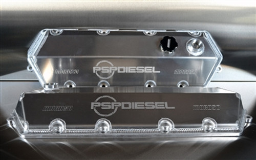 PSP 7.3L Power Stroke Aluminum Valve Covers