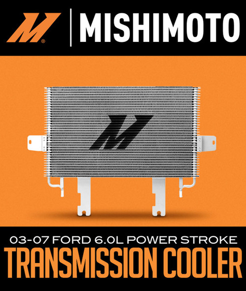 Mishimoto Transmission Cooler Upgrade