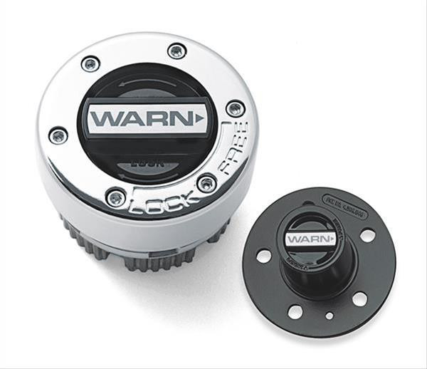 Warn Locking Hubs, 1992-2004 Ford F250-F350 Excursion (11690)
